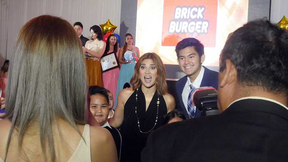 MX3 Awards - Vina Morales