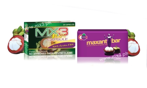 MX3 Plus & Maxant Bar Promo
