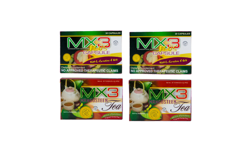 Bundled Item 2- MX3 Plus & Tea