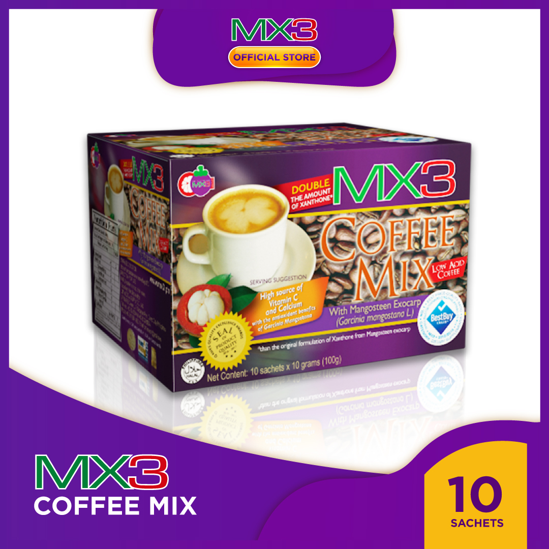 MX3 Coffee Mix